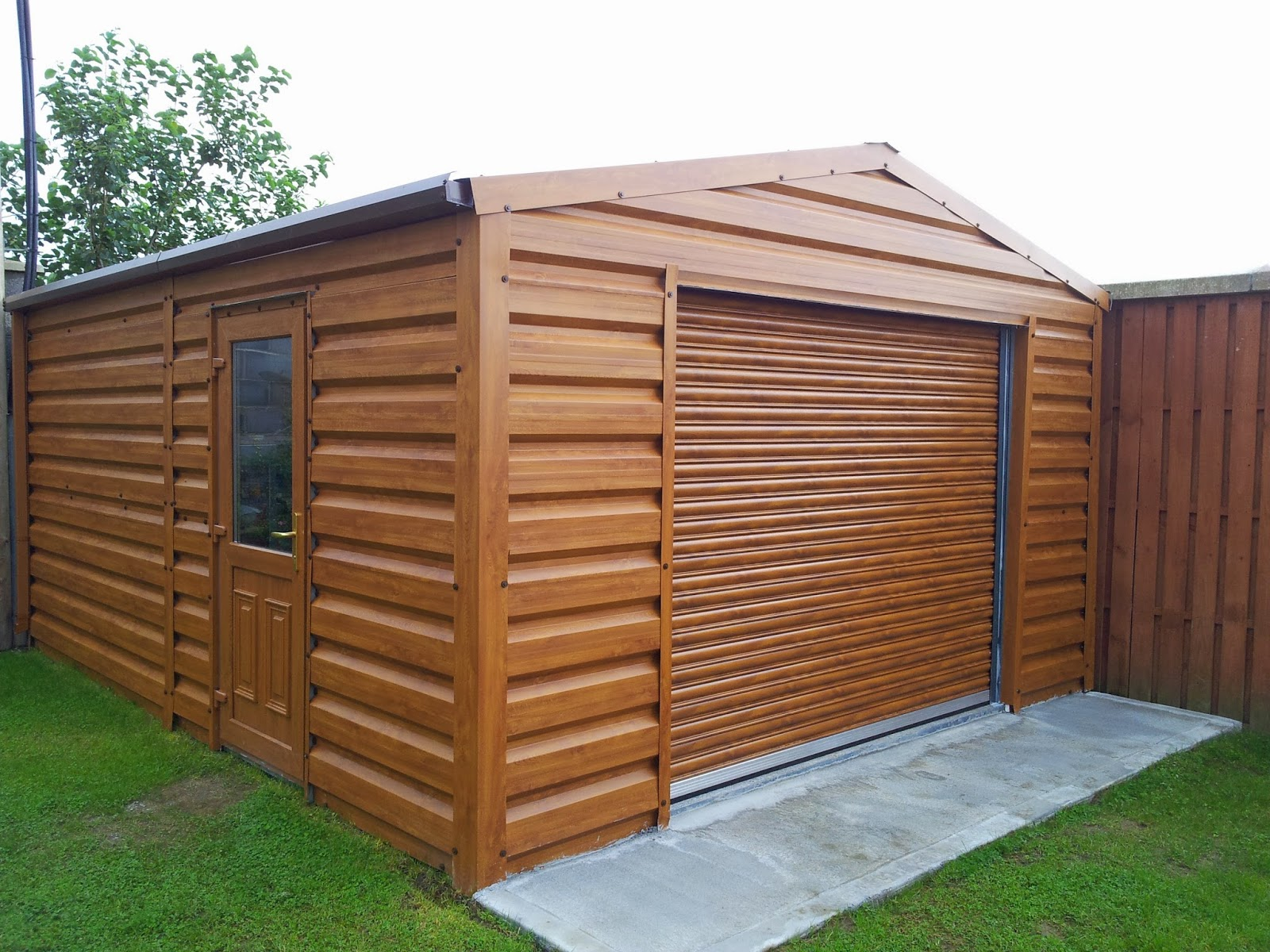 Garden Sheds Canada leading garden sheds providers in ireland