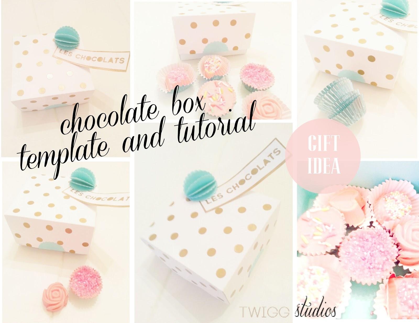 chocolate box template Narconantly