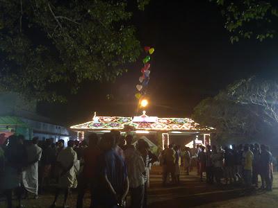 Shri Kundu Kavu bhagavathy temple Amballur festival 2012|Alagappanagar|Kerala Temples|Thrissur Temples|eye images