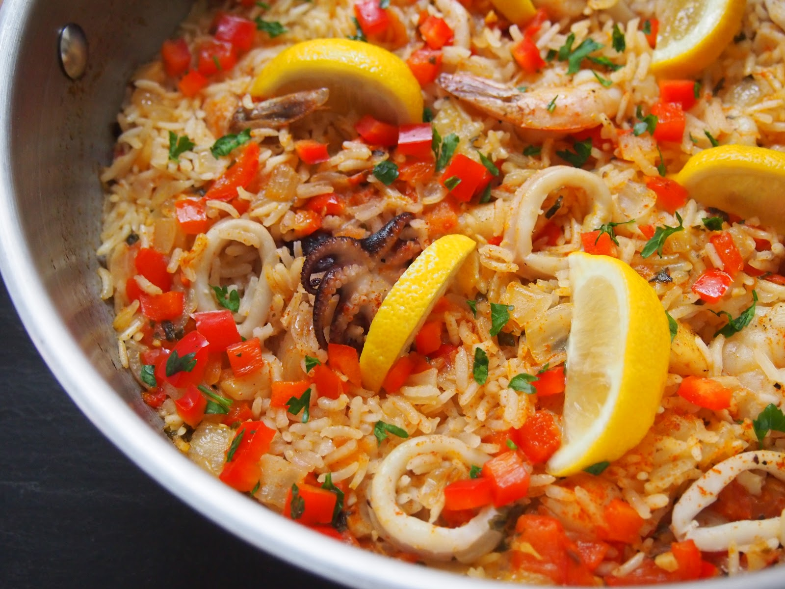 paella for 45 paella i chicken paella seafood paella easy paella easy ...