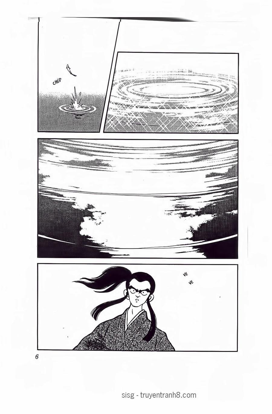 Nijiiro Togarashi - Ớt Bảy Màu chap 80 - Trang 3