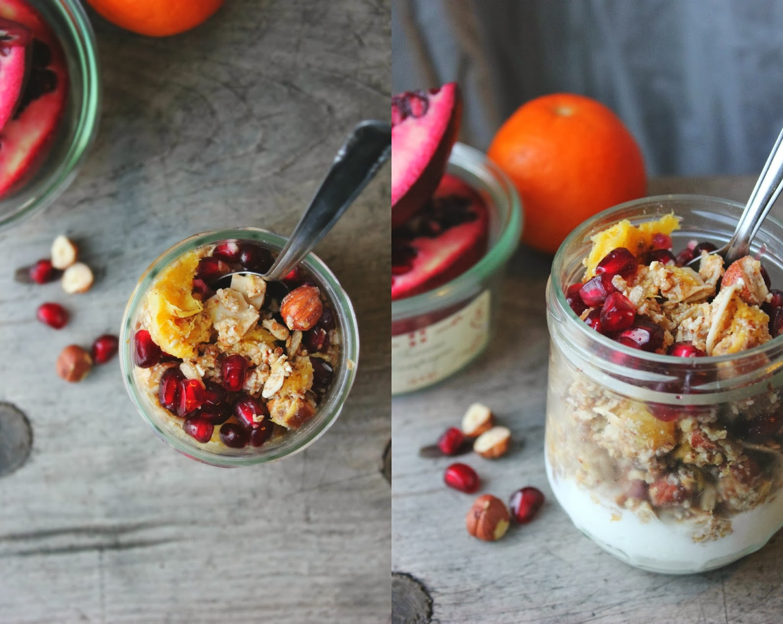 Rise & Shine Buckwheat Breakfast Jar | happy hearted kitchen