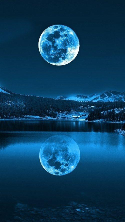 Moon Light Iphone 5S Wallpapers