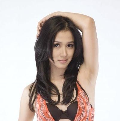 Foto hot Tika Putri