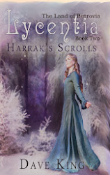 Lycentia: Harrak's Scrolls Just $2.99!