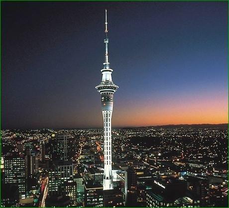 LSI Auckland blog: The Sky Tower