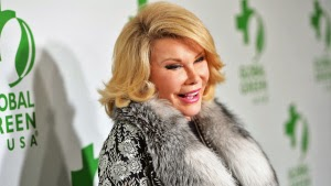 Joan Rivers, Legendary Comedian, Dies at 81
