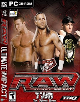 WWE: Raw Ultimate Impact 2012