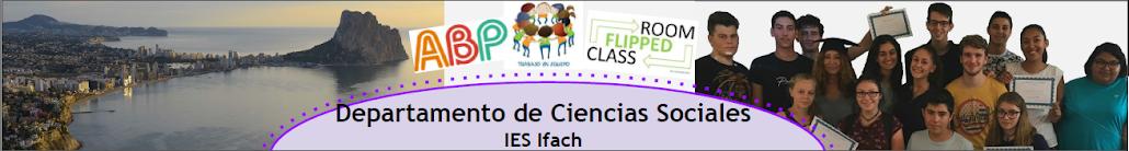 DEPARTAMENTO DE CIENCIAS SOCIALES DEL IES IFACH