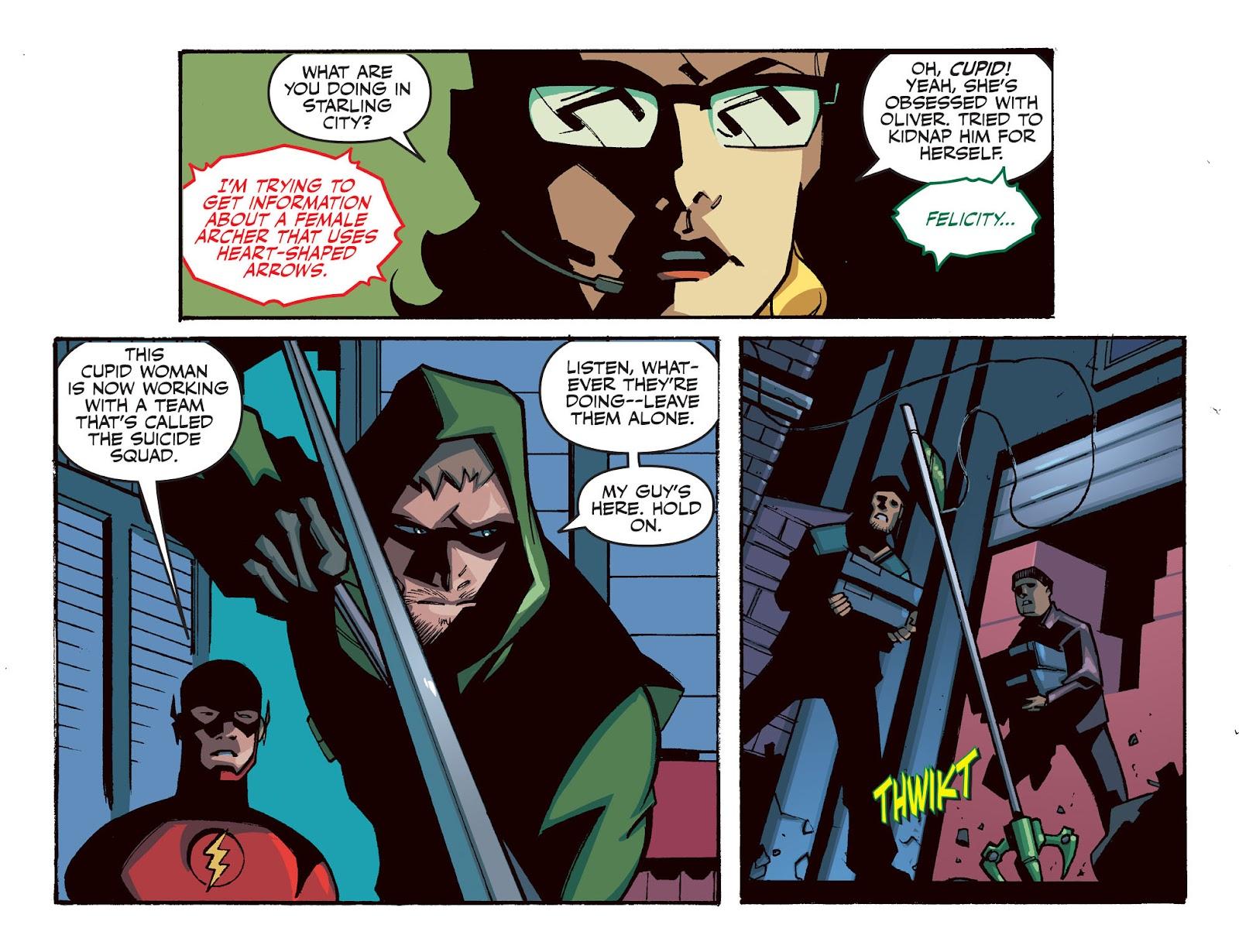 The Flash: Season Zero [I] Issue #15 #15 - English 12