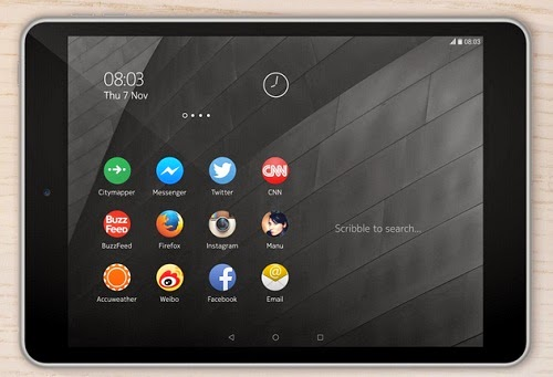 New Tablet Android Nokia N1