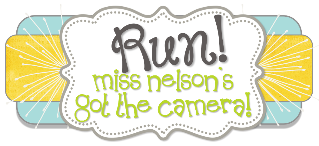 Run! Miss Nelson's Got the Camera