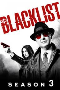 serie The Blacklist tercera temporada