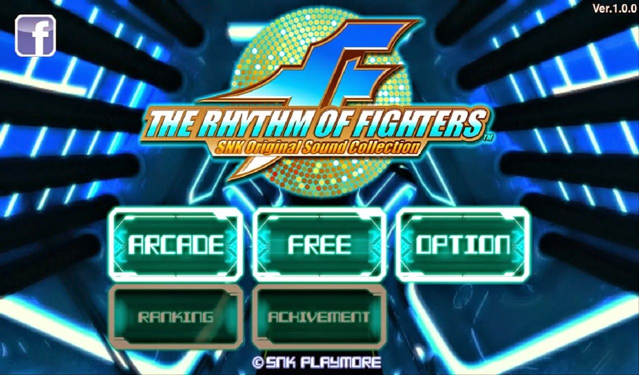 THE RHYTHM OF FIGHTERS v1.2.0