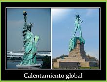 NUESTRA VISIÓN DEL CALENTAMIENTO GLOBAL