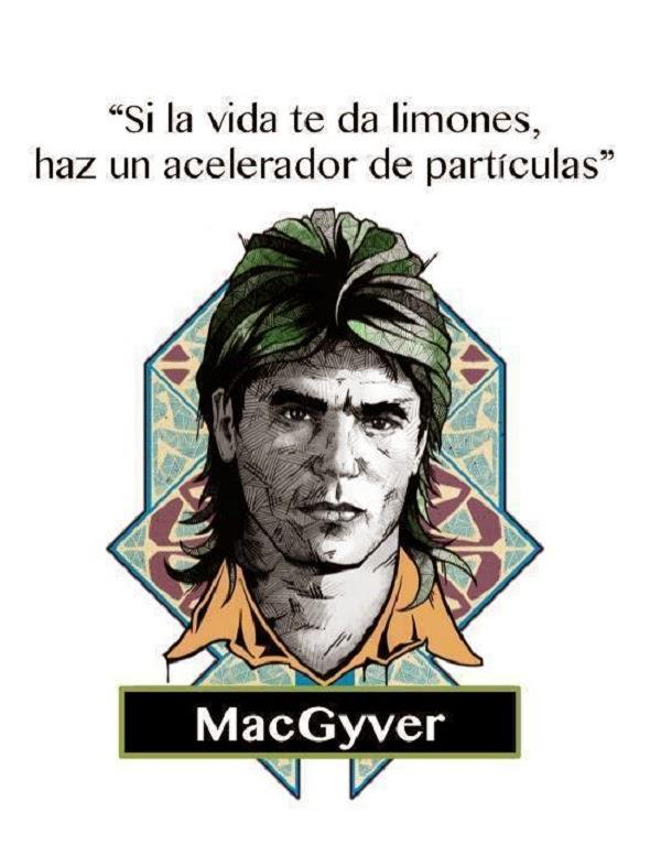 Grande MacGyver