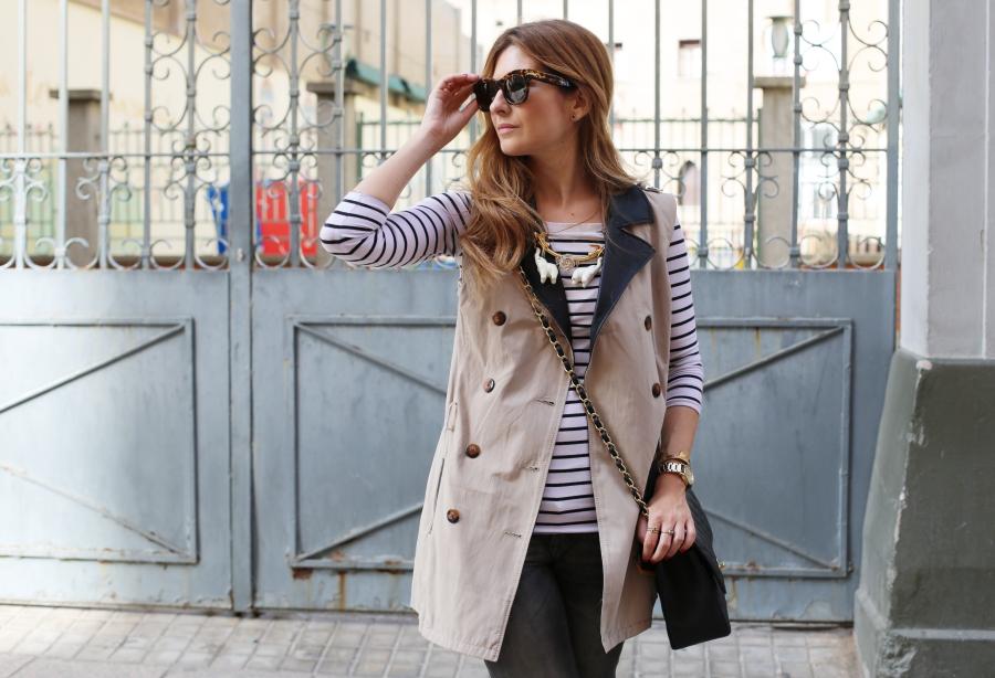 Fashion blogger A trendy life