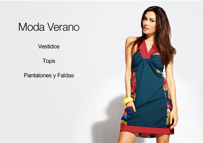 Especial moda verano 2014 para mujer