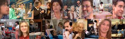 Escenas de la serie de Antena 3 Menudo es mi padre