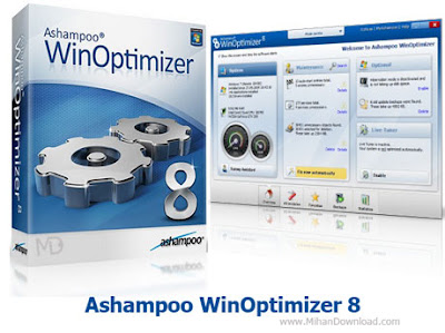 Download Ashampoo WinOptimizer 8 Crackeado