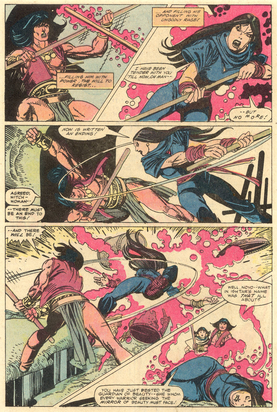 Conan the Barbarian (1970) Issue #130 #142 - English 11
