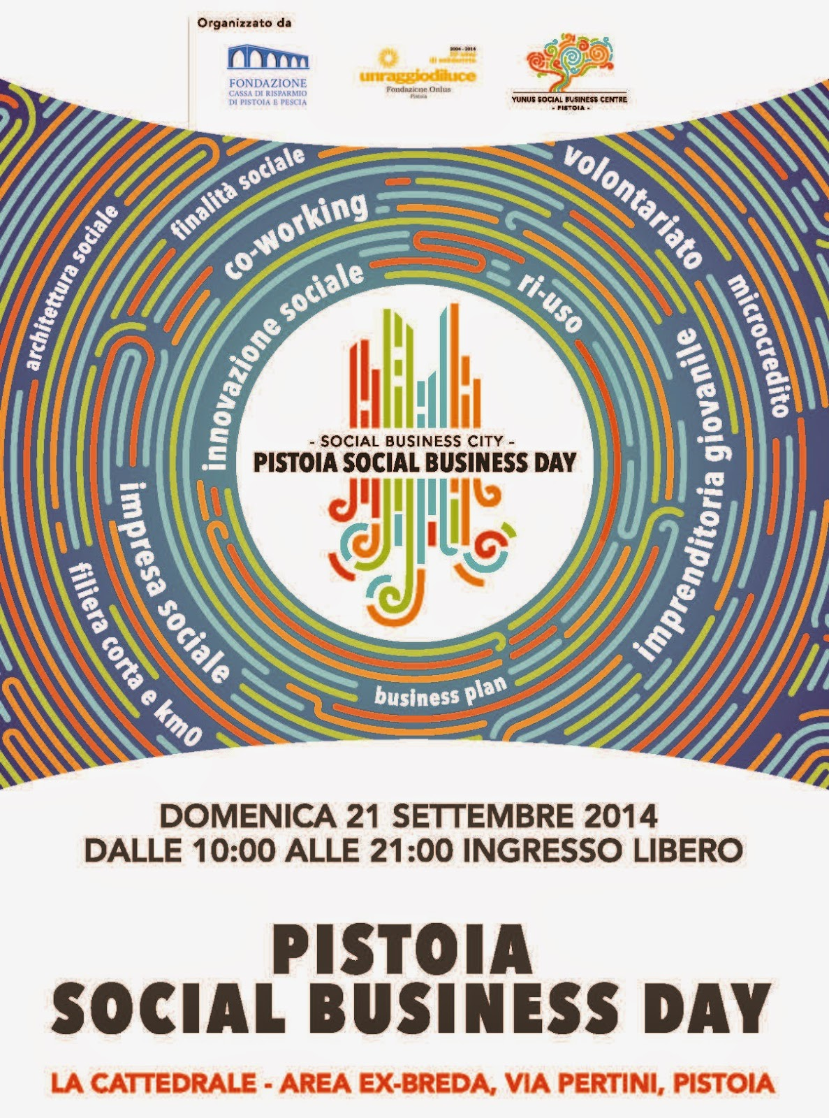 Social Business Day 2014 Pistoia