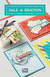 Stampin' Up! Sale-A-Bration Catalogue