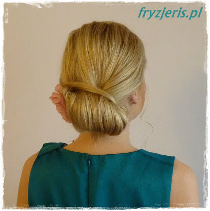 fryzura ślubna w stylu hiszpańskim