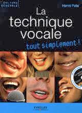 La Technique vocale (Hervé Pata) - Gratuitement free pdf livres