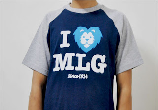 Kaos Distro I Love Malang real | Distro Gaul