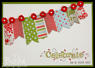 Everyday Enchantment Papers from Stampin' Up!