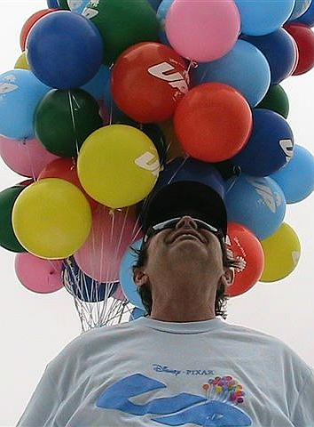 Mark with Beaucoup Balloons