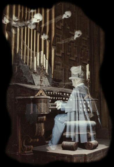 Haunted Mansion Foyer Organ : The misadventures of halloweenut haunted mansion week