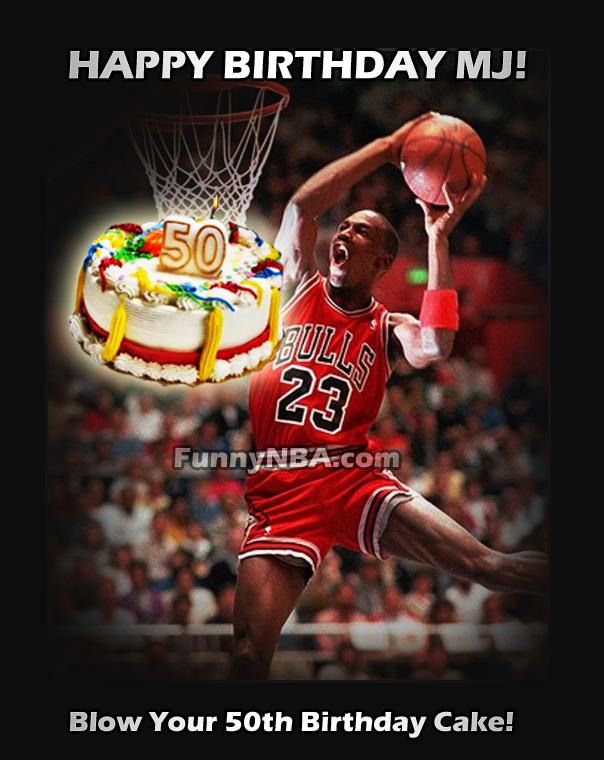 Michael Jordan 50th Birthday | NBA FUNNY MOMENTS