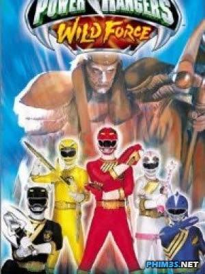 Siêu Nhân Gao-Power Rangers Wild Force