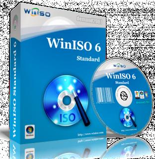 WinISO Standard 6.3.0.4829 + Crack
