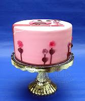 Valentinstag Torte Eule Biene