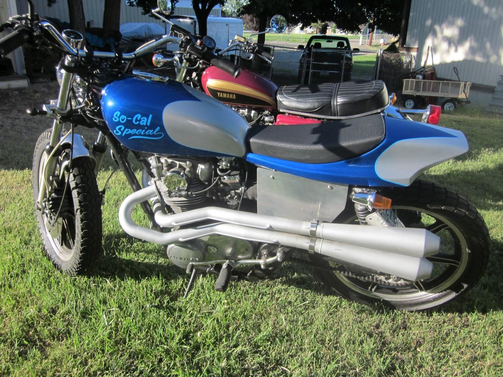 OldMotoDude  My 1977 and 1980 Yamaha XS650s