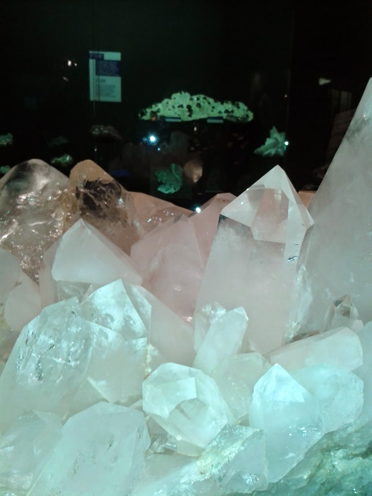 Large crystals