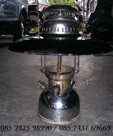 solex gaz lamp  made in italy