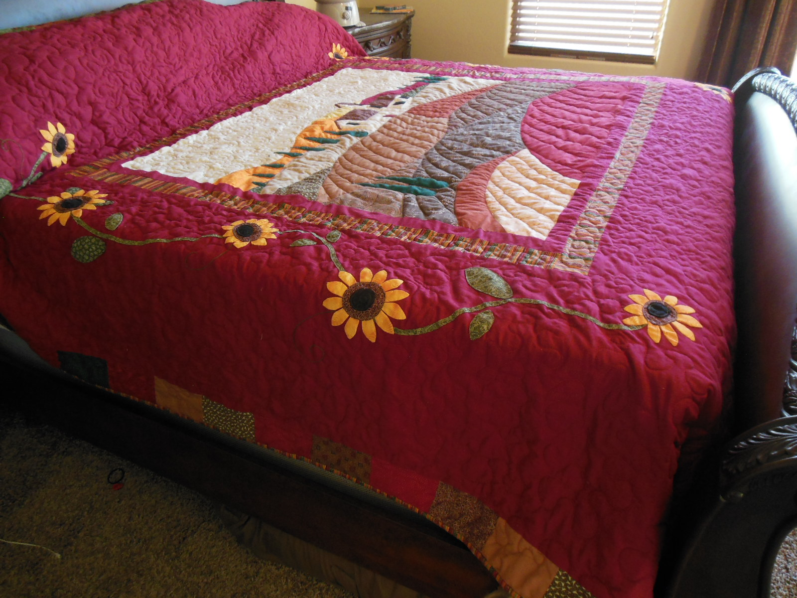 Fresh Quilts on parade to see some of my other quilts