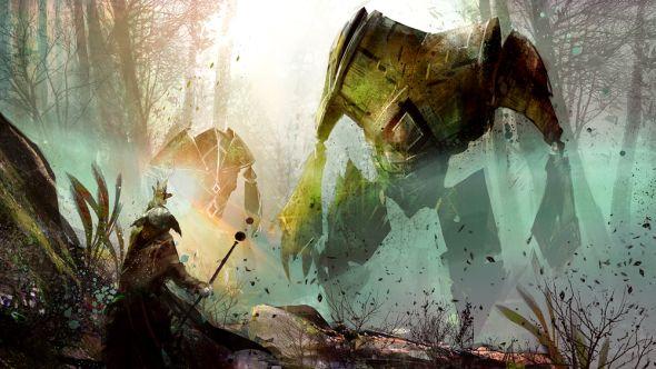 Richard Anderson flaptraps arte conceitual ilustrações pinturas games fantasia ficção científica Robôs