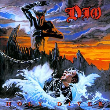 Ronnie James Dio (Discografía) DioHolyDiver