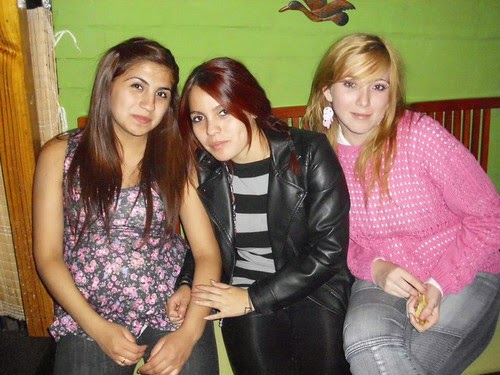Chicas cartageneras