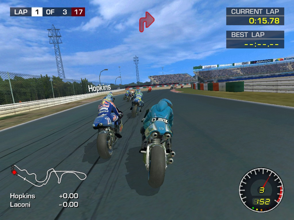 Download Game Ringan MotoGP 2 Indowebster