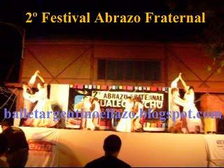 2º Festival Abrazo Fraternal