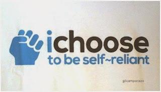 ichoose self-reliant logo