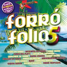 CD Forró Folia 5 (2012)