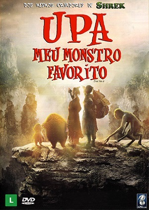Filme Upa - Meu Monstro Favorito 2015 Torrent