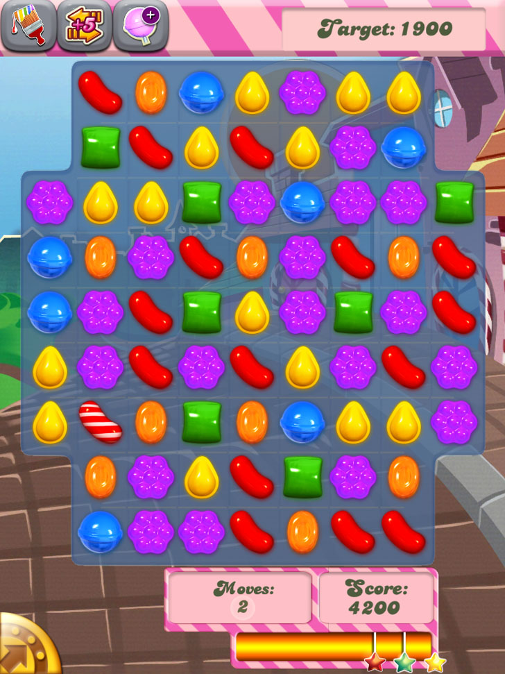 Candy Crush Saga App iTunes Google Play Facebook App By King.com